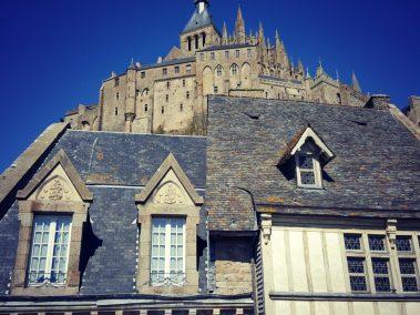 France - Mont St Michel inside