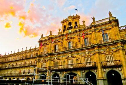 Spain - Plaza_Mayor_Salamanca