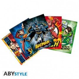 DC COMICS - Cartoline - Set 1 (14,8x10,5)