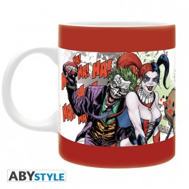 DC COMICS - Tazza - 320 ml - Forever Evil - subli - Con scatola x2