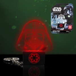 STAR WARS ROGUE ONE - Carattere portachiavi Light Red Vader