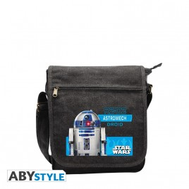 "STAR WARS - Messenger Bag ""R2D2"" Small Size - con gancio"