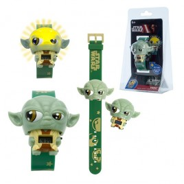 STAR WARS - Yoda Watch