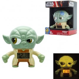 STAR WARS - Sveglia Yoda 9cm
