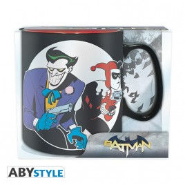 DC COMICS - Tazza - 460 ml - Batman Adventures - scatola x2