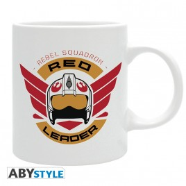"STAR WARS - Tazza - 320 ml - ""RedSquadron"" - subli - con boxx2"