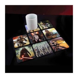 STAR WARS - Star Wars 3D Coasters DT