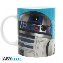 STAR WARS - Tazza - 320 ml - R2D2 - con boxx2