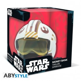 STAR WARS - Money Bank - Xwing Pilot