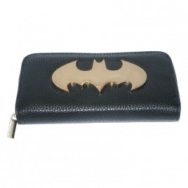 DC COMICS - Batman Gotham Gold Purse
