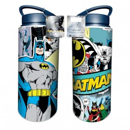DC COMICS - Bottiglia in alluminio da 700 ml Batman Wrap