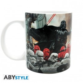 STAR WARS - Mug - 320 ml - Empire battle - subli - con boxx2