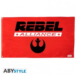 "STAR WARS - Flag ""Rebels"" (70x120)"