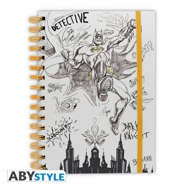 "DC COMICS - Notebook ""Graphic Batman"""