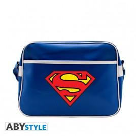 "DC COMICS - Borsa a tracolla ""Superman"" - Vinile"