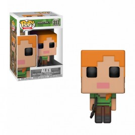 MINECRAFT - POP Vinyl 317 Alex x1