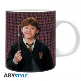 "HARRY POTTER - Tazza - 320 ml - ""Ron"" - subli - con scatola x2"
