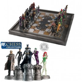 DC COMICS - Batman Chess Game - 32 pezzi