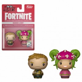 FORTNITE - POP!  Pint Sized!  Vinile: Ranger & Zoey