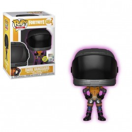 FORTNITE - POP Vinyl 464: Dark Vanguard (Brille dans le Noir)