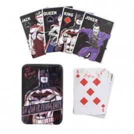DC COMICS - Le carte da gioco Joker