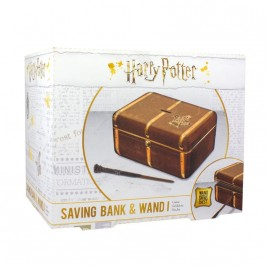 HARRY POTTER - Hogwarts Trunk Savings Bank