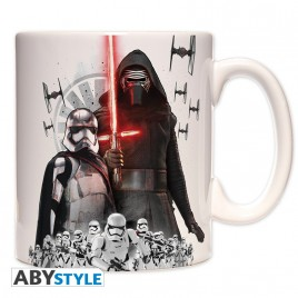 "STAR WARS - Tazza - 460 ml - Gruppo ""Ep7 Dark Side"" - con boxx2"
