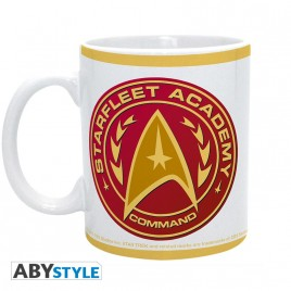 STAR TREK - Tazza - 320 ml - Starfleet Academy - subli - con scatola x2
