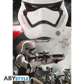 """STAR WARS - Poster """"Stormtroopers Ep7"""" (98x68)"""