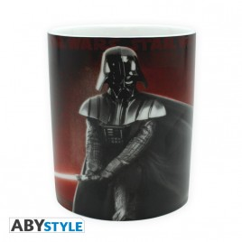 STAR WARS - Tazza - 460 ml - Vador - con boxx2