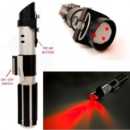 STAR WARS - Light Saber Full Size Torcia Darth Vader