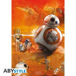 "STAR WARS - Poster ""BB8"" (98x68)"