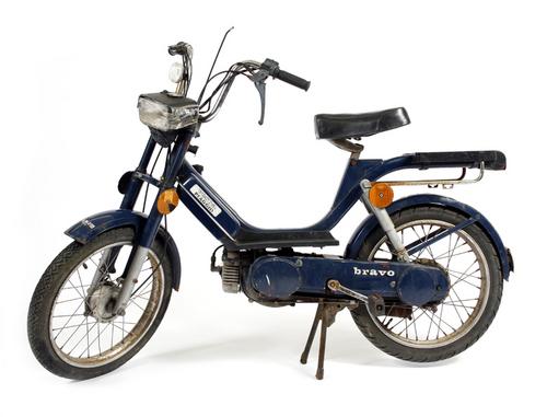 Vespa CIAO BOXER BRAVO SI Moped SERVICE & Parts -2