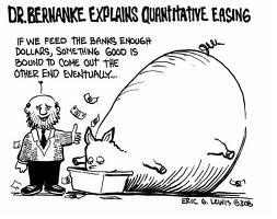 QE Bernanke cartoon
