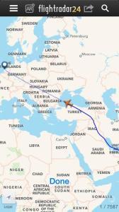 flight detours