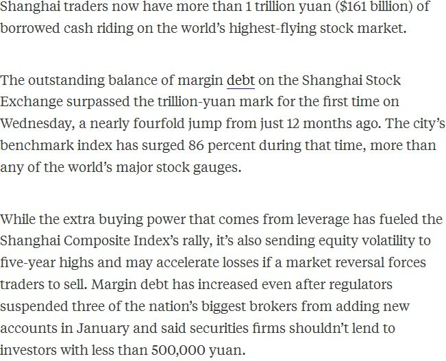 http://www.bloomberg.com/news/articles/2015-04-02/shanghai-traders-make-trillion-yuan-stock-bet-with-borrowed-cash
