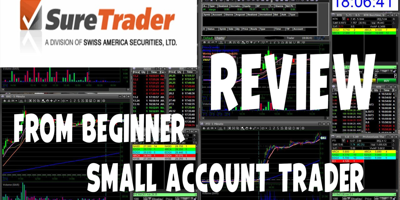 SureTrader Review from Small Account Perspective | Trade