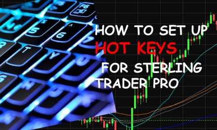 How to Set Up HOTKEYS for STERLING TRADER PRO