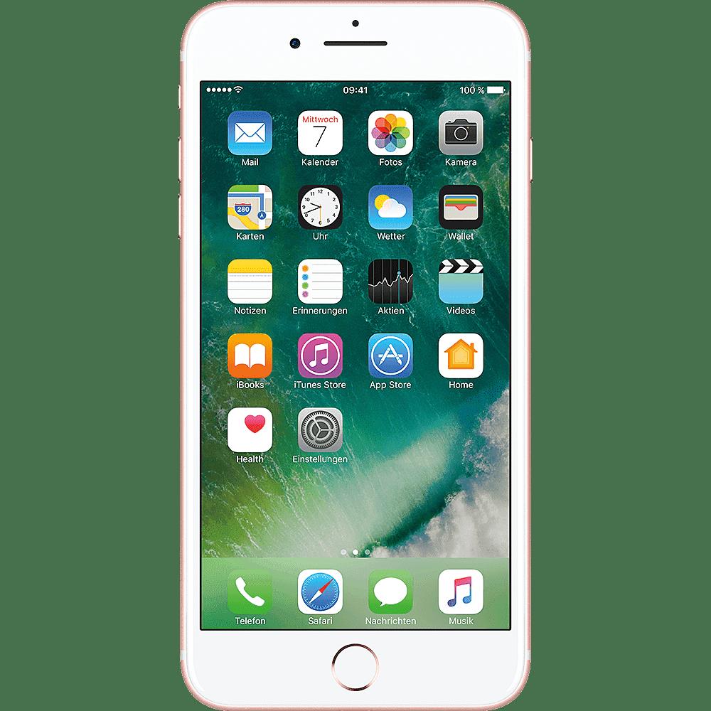 Apple Iphone 7 Plus 128gb Rose Gold Tradeline Stores