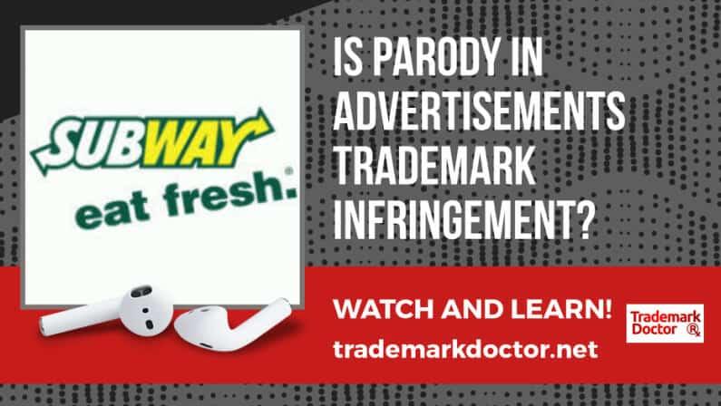 Is Parody in Advertisements Trademark Infringement?