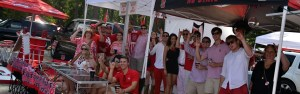 Wolfpack fans love to tailgate