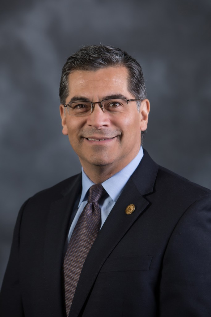 Picture of Xavier Becerra, President Joe Biden's nominee to be Secretary of Health and Human Services