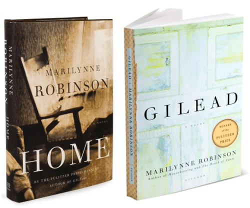Gilead and Home by Marilynne Robinson