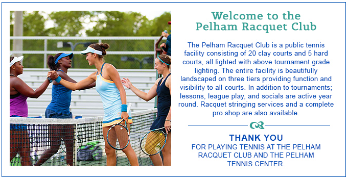 Pelham Raquet Club 2