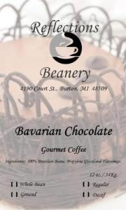 Reflections Beanery Bavarian Chocolate