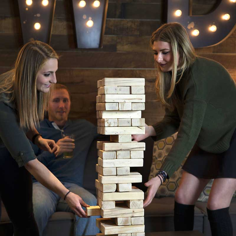 SoHo Social Restaurant Games