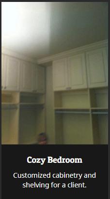 Birmingham Buidling and Construction, Closettec, Cozy Bedroom