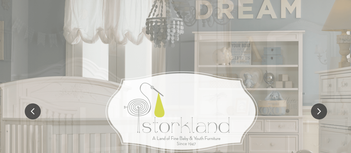 Storkland Baby & Kid Furniture Dream Birmingham Alabama
