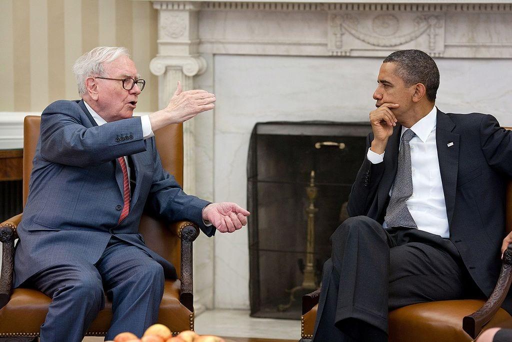 Trading Legends: Warren Buffett