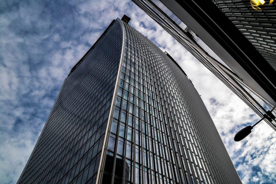 Walkie Talkie Tower Climb
